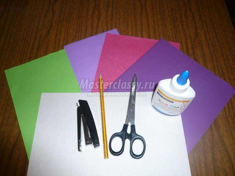 конструирование из бумаги