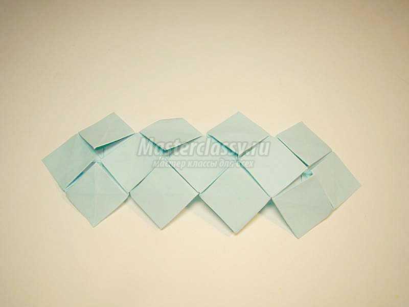оригами из бумаги ракета