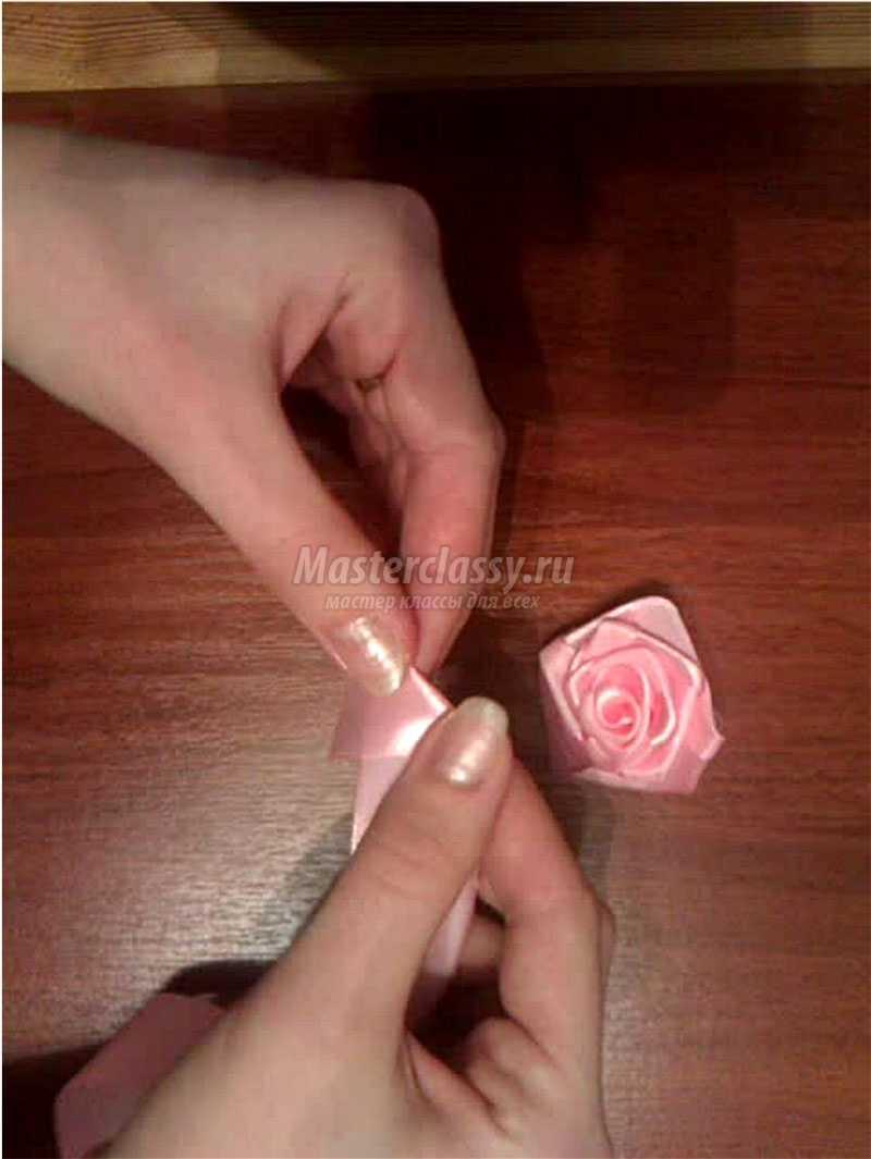 браслеты +из атласных лент