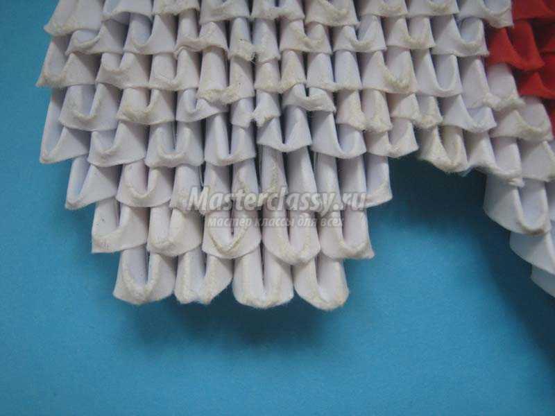 валентинки своими руками оригами