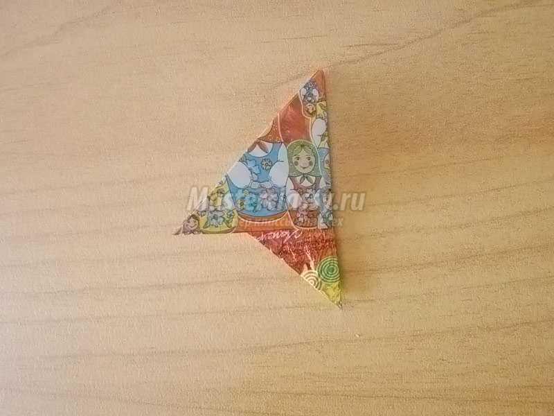 как сделать звездочку из бумаги