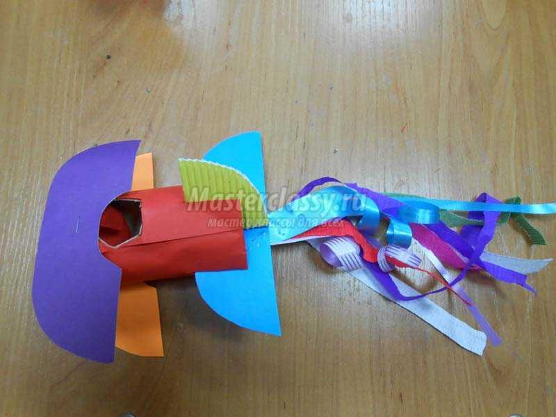 моделирование из бумаги и картона