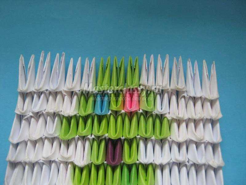 как сделать оригами картинки