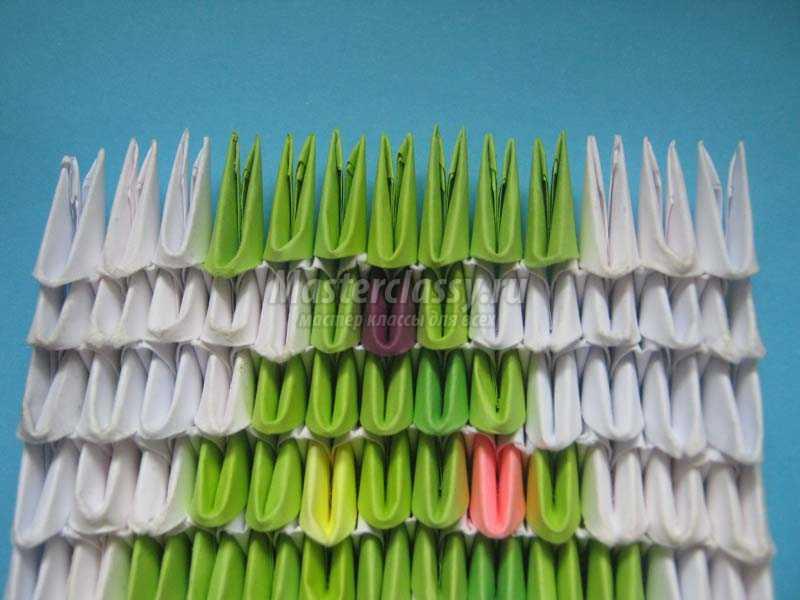 картинки модульное оригами мастер класс