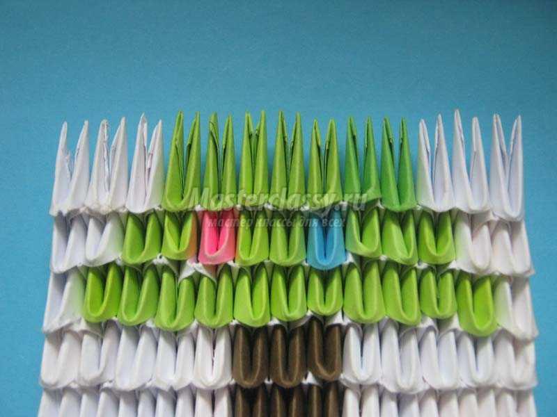 модульное оригами схемы картинки