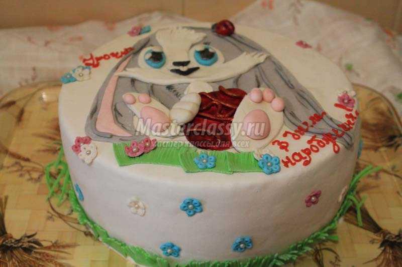 домашний бисквитный торт рецепт с фото