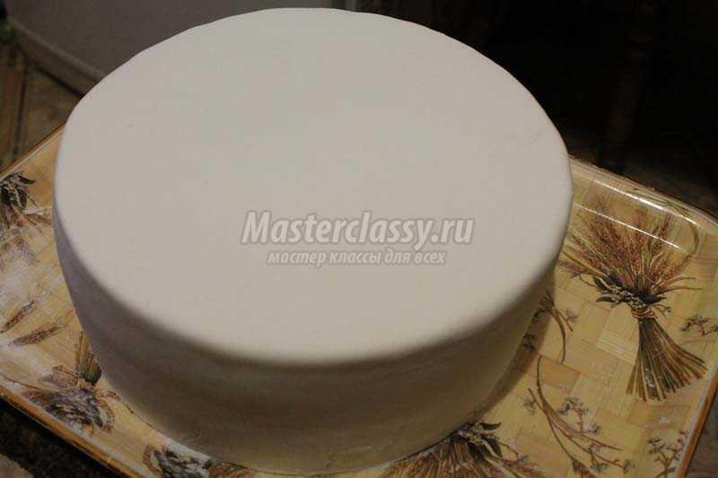 бисквитный торт рецепт с фото