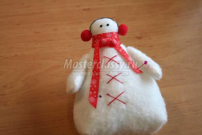 Снеговик Тильда