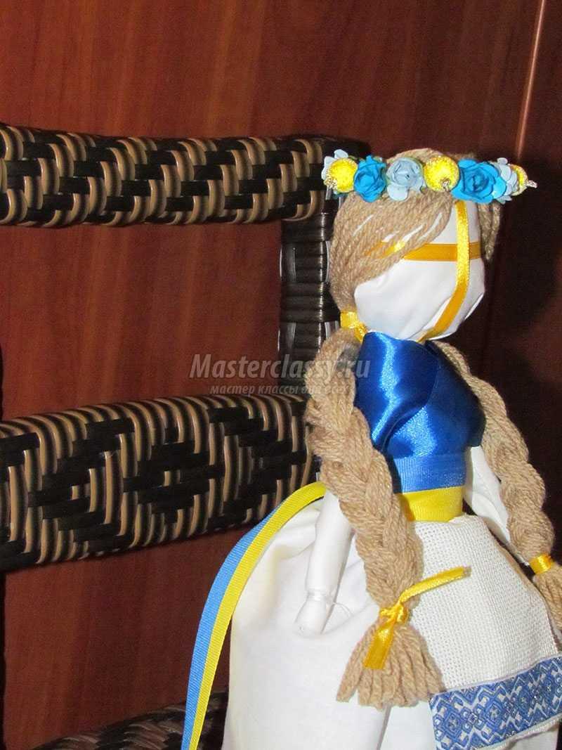 Кукла мотанка из ниток своими руками пошагово фото 407