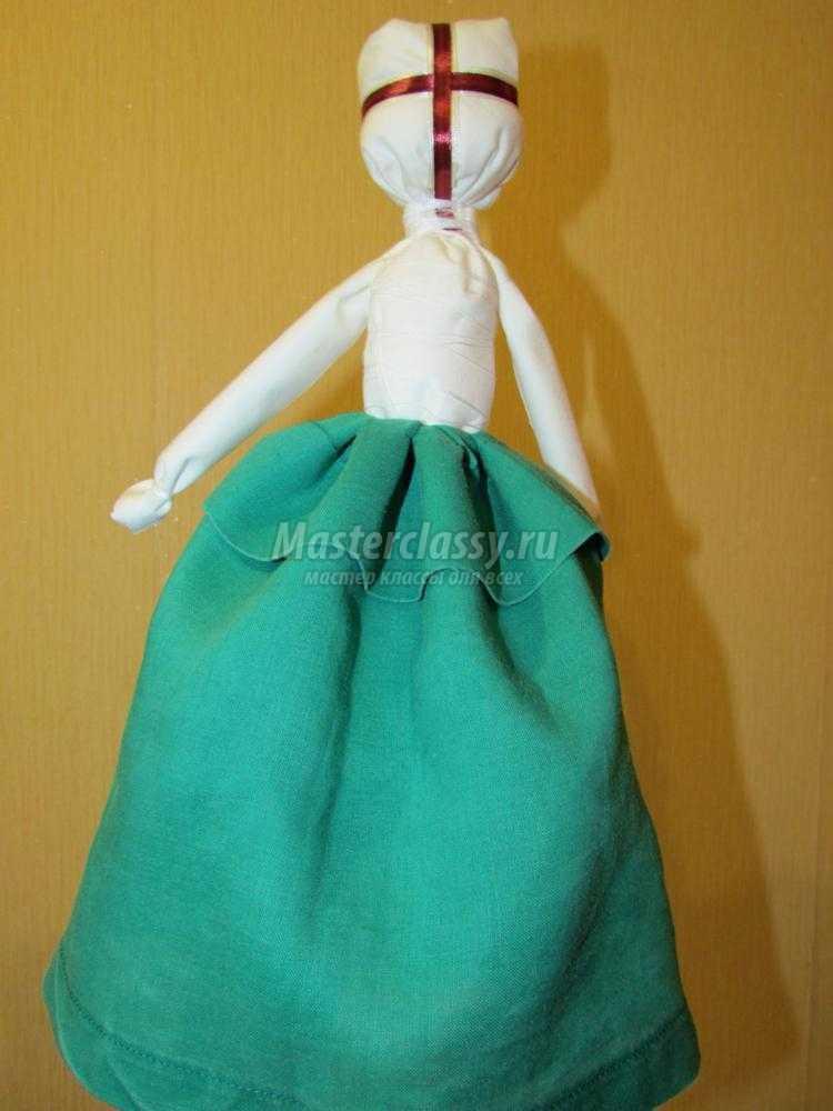 народная кукла-мотанка своими руками