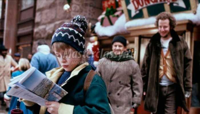 Фильмы с новогодним настроением