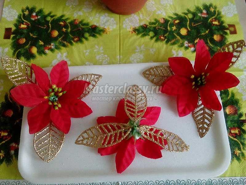 рождественский топиарий своими руками