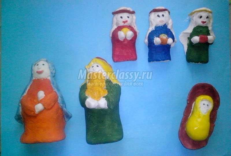 рождественские вертепы и фигурки для вертепов