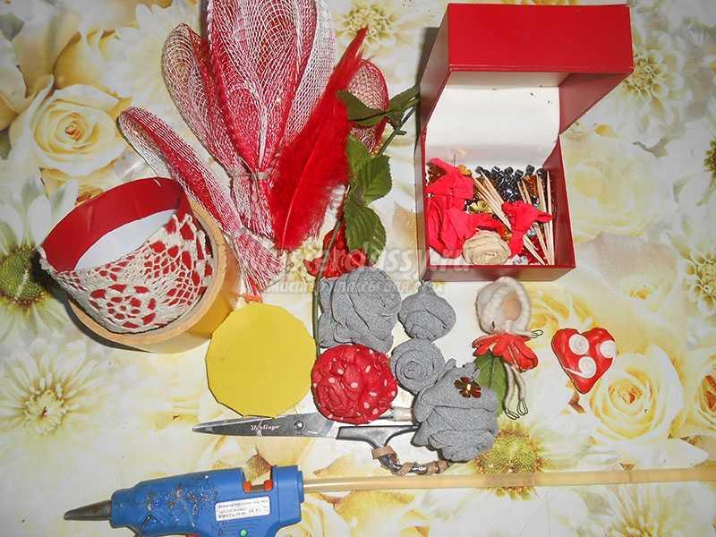 подарки на день святого валентины