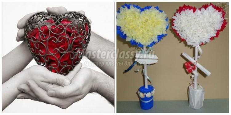 1452880611_collage27_750x375 Подарок на 14 февраля – День святого Валентина своими руками: идеи, фото. Что подарить на 14 февраля День всех влюбленных своими руками любимой и любимому?