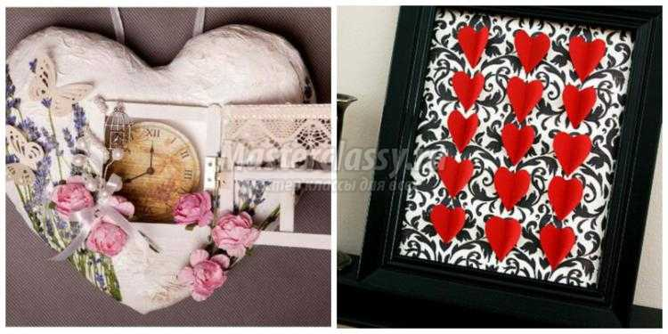 1452880627_collage22_750x375 Подарок на 14 февраля – День святого Валентина своими руками: идеи, фото. Что подарить на 14 февраля День всех влюбленных своими руками любимой и любимому?