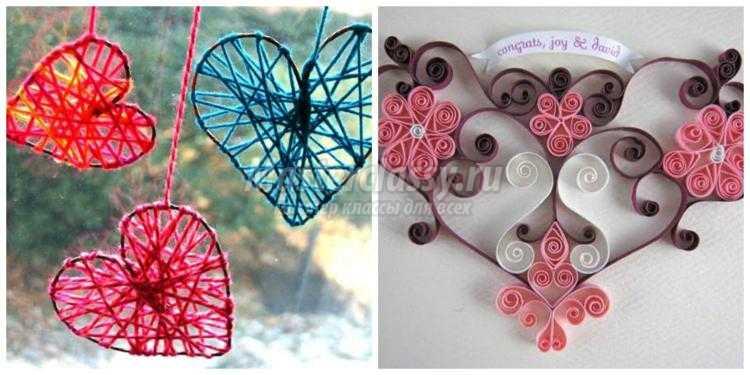 1452880648_collage38_750x375 Подарок на 14 февраля – День святого Валентина своими руками: идеи, фото. Что подарить на 14 февраля День всех влюбленных своими руками любимой и любимому?