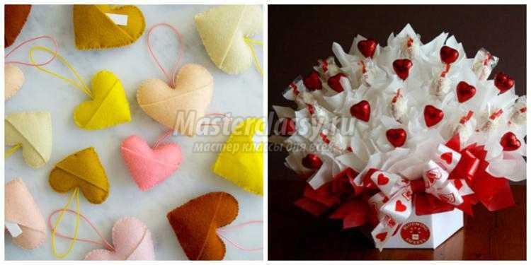 1452880680_collage36_750x375 Подарок на 14 февраля – День святого Валентина своими руками: идеи, фото. Что подарить на 14 февраля День всех влюбленных своими руками любимой и любимому?