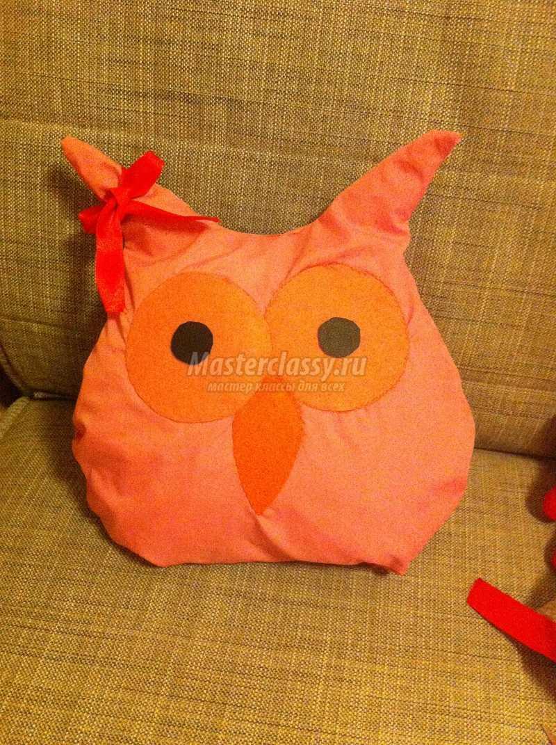 подушки совушки фото