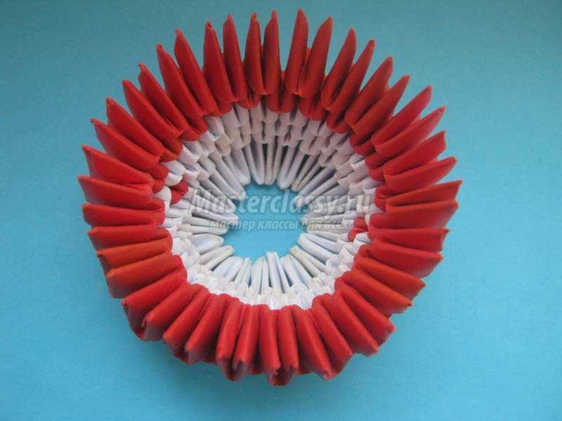 Модульное оригами схема сборки китти фото 594
