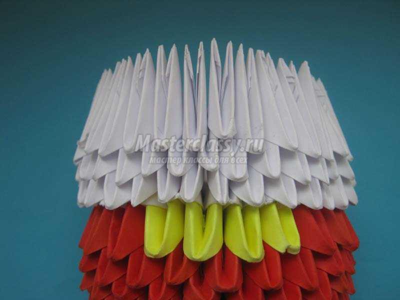 оригами китти