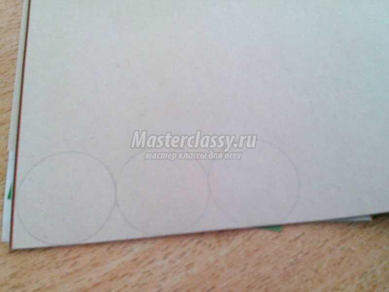 рисование елочки ладошками