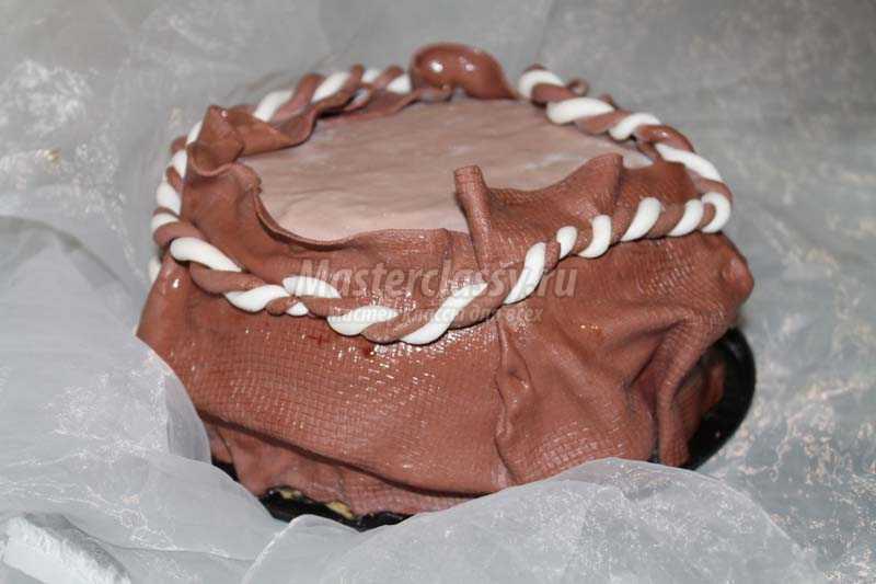 торт мешок с деньгами фото