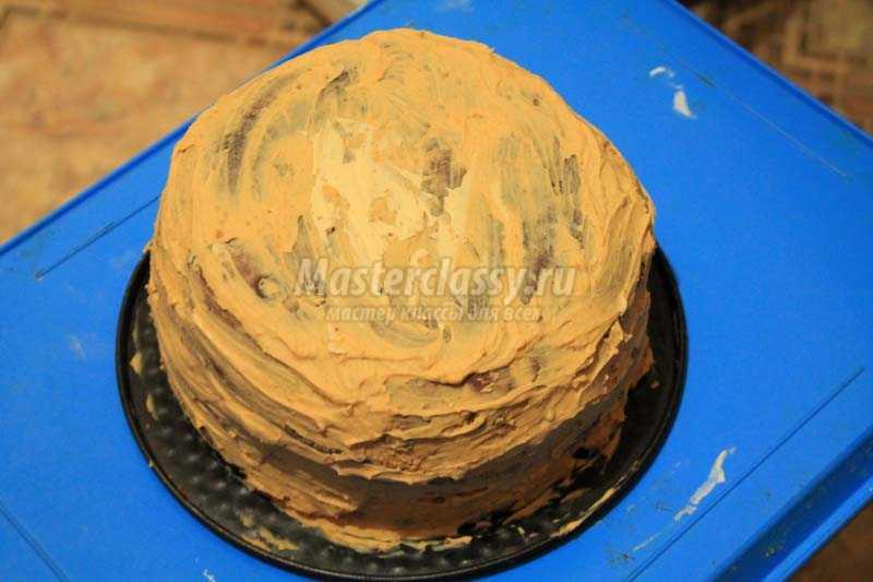 торт мешок с деньгами из мастики