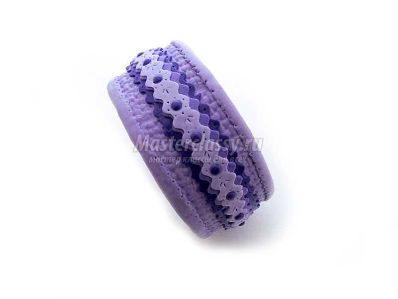 браслет из полимерной глины своими руками