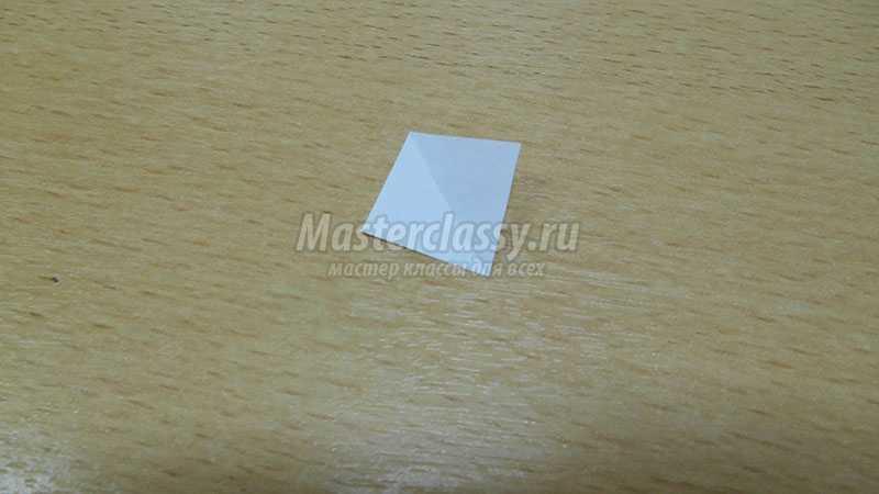 шаблон варежка из бумаги