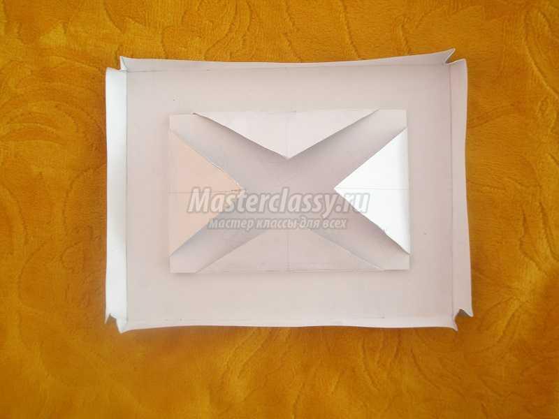 рамка для фото из картона своими руками