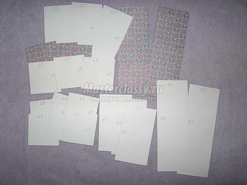 pop up открытки схемы