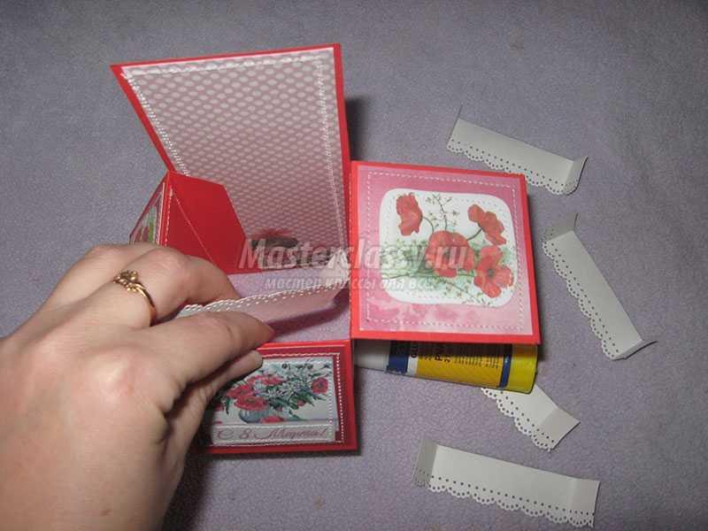 pop up открытки своими руками