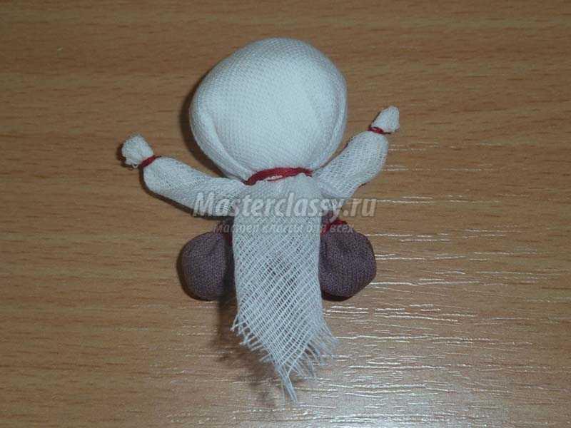 кукла оберег на счастье