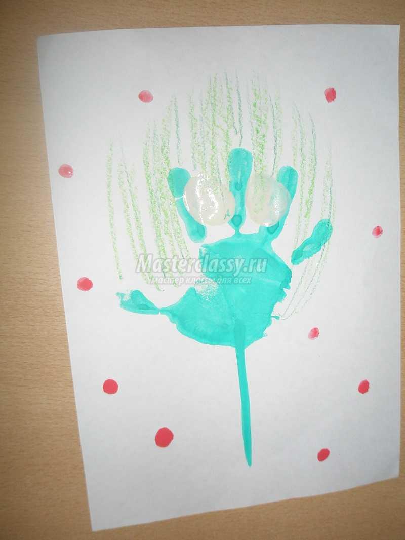 Рисунок реснички 7
