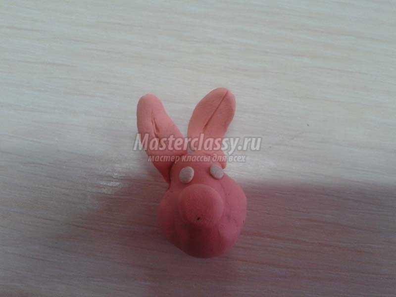 как сделать игрушку из пластилина