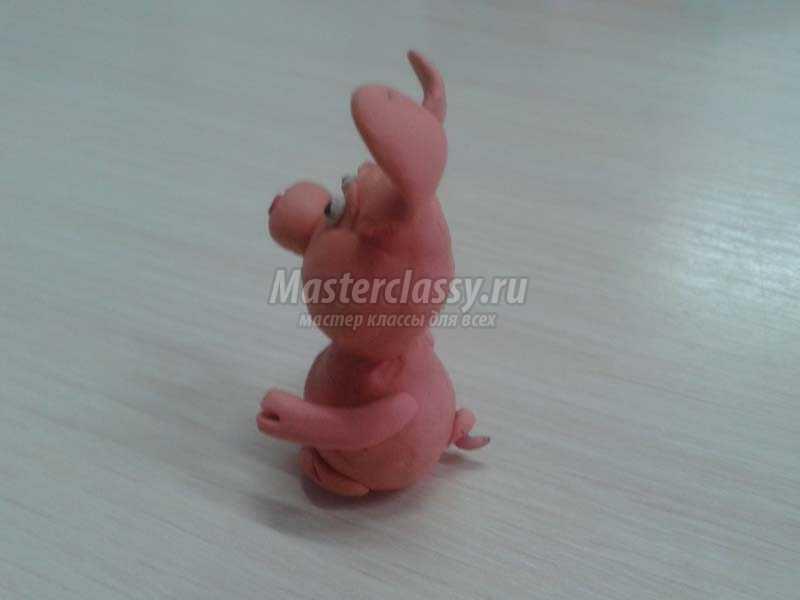 игрушки из пластилина своими руками
