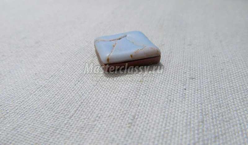 полимерная глина ожерелье своими руками