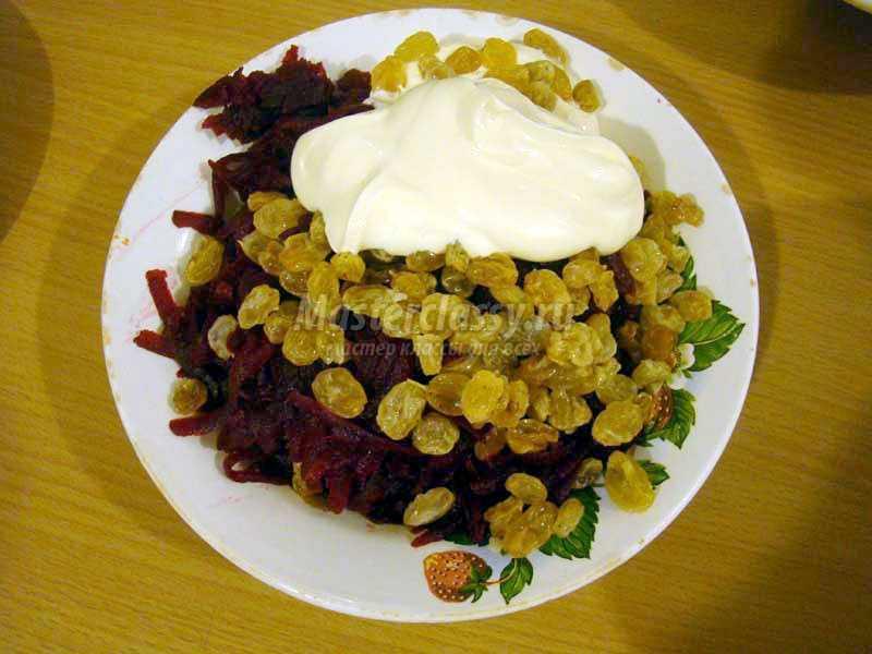 слоеные салаты рецепты с фото