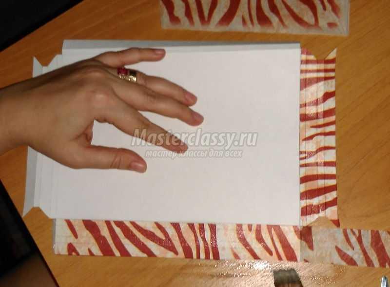 аппликации из бумаги своими руками