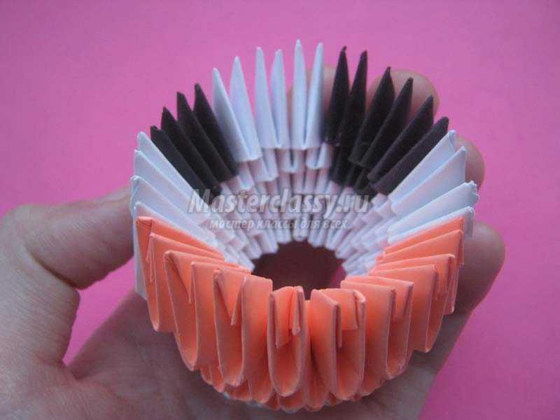 оригами модульное поделки своими руками