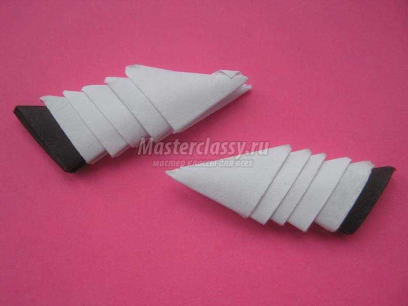 поделки из модульного оригами для начинающих