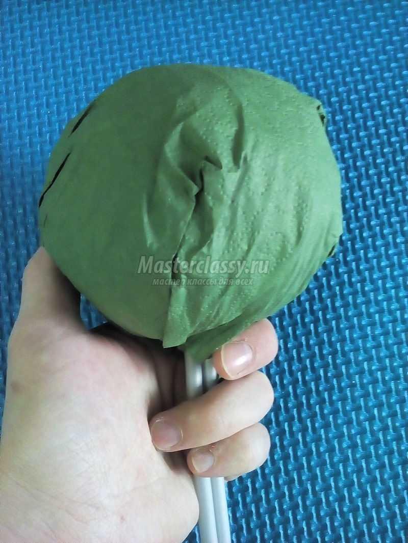 пасхальное дерево топиарий
