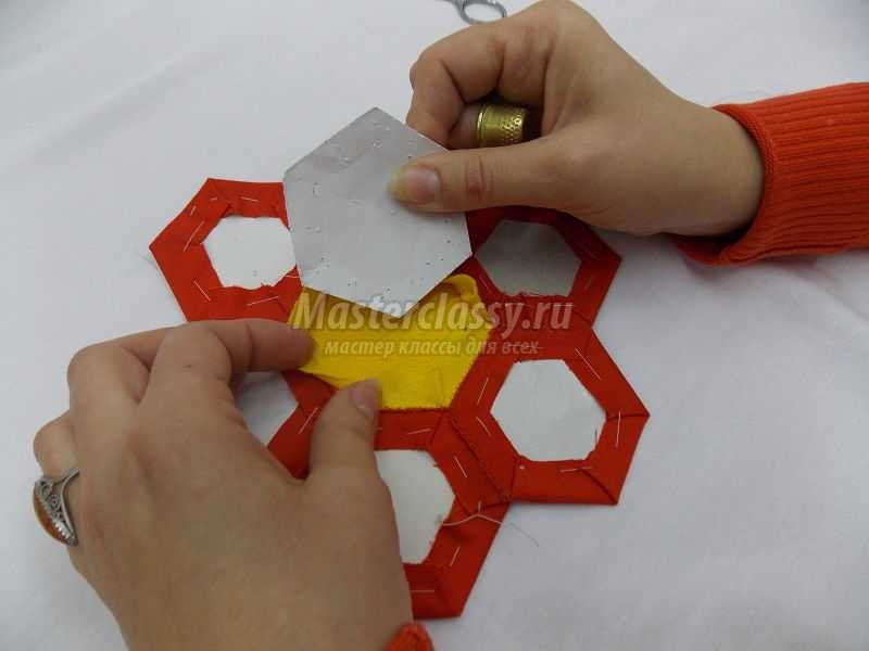 техника лоскутного шитья