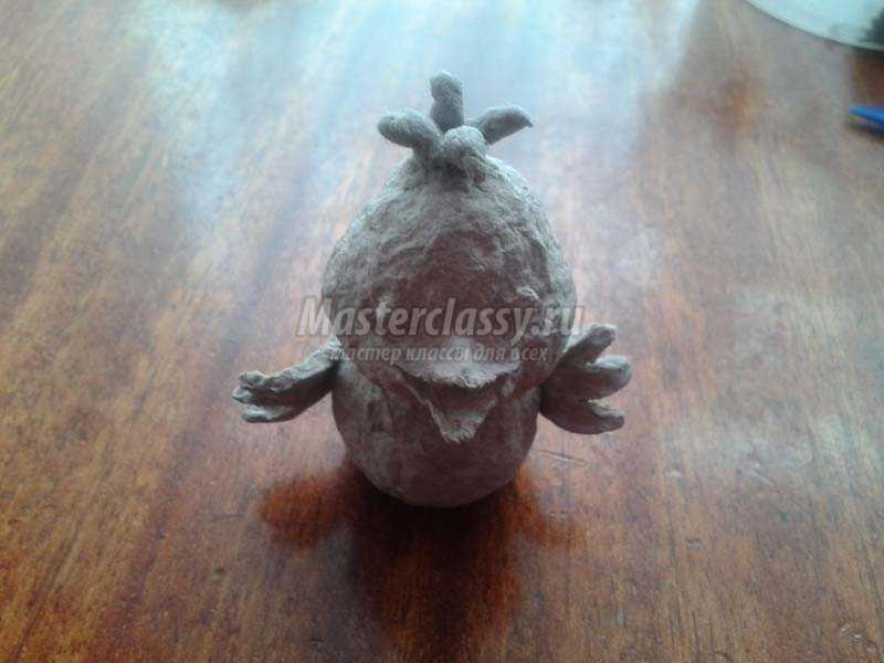 поделка пасхальное яйцо