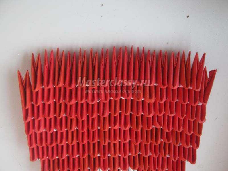 как сделать сердечко из бумаги оригами