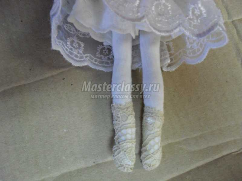текстильная кукла мастер класс
