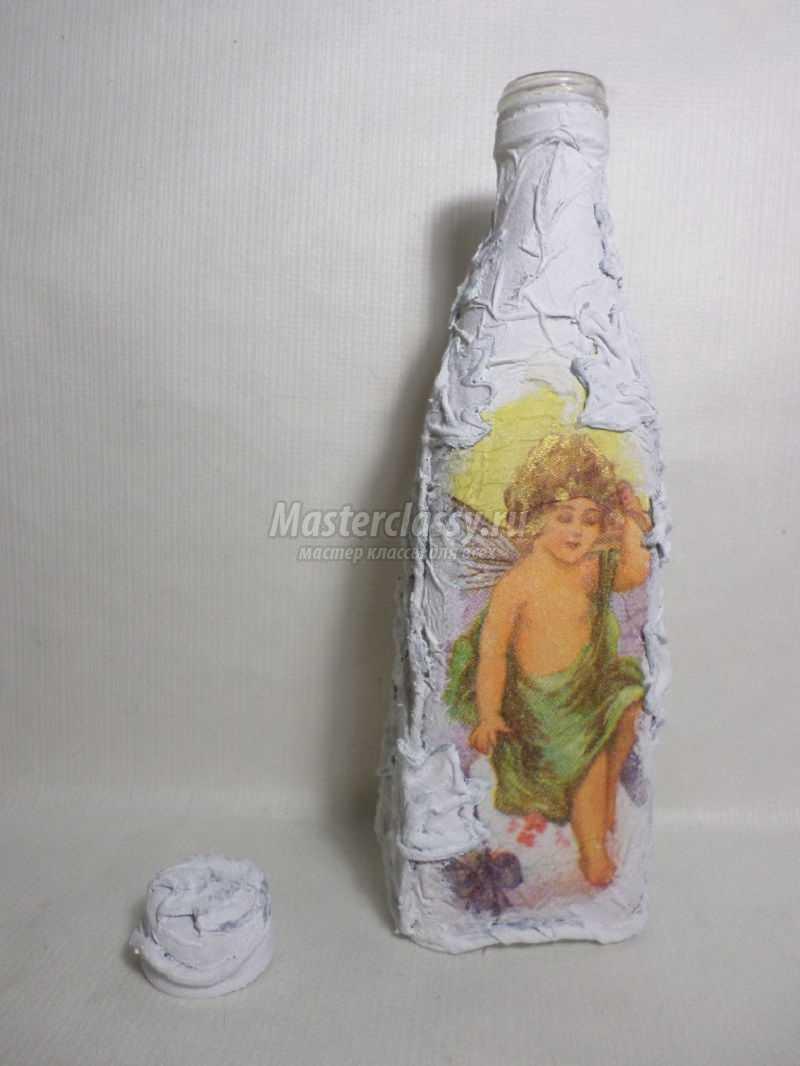 декоративные бутылки фото