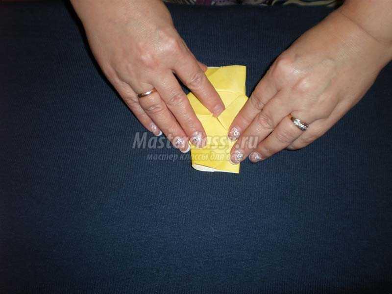 оригами для детей кораблик