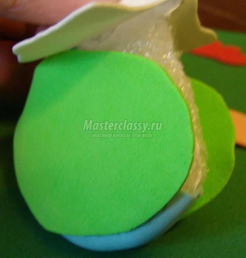 игрушки из фоамирана мастер класс